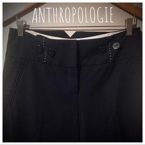 Anthropologie Taikonku Black Pants